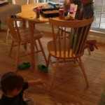 Diary of a Fun Mom (reflections on the lengths to which I'll go to entertain my kids for 20 minutes)