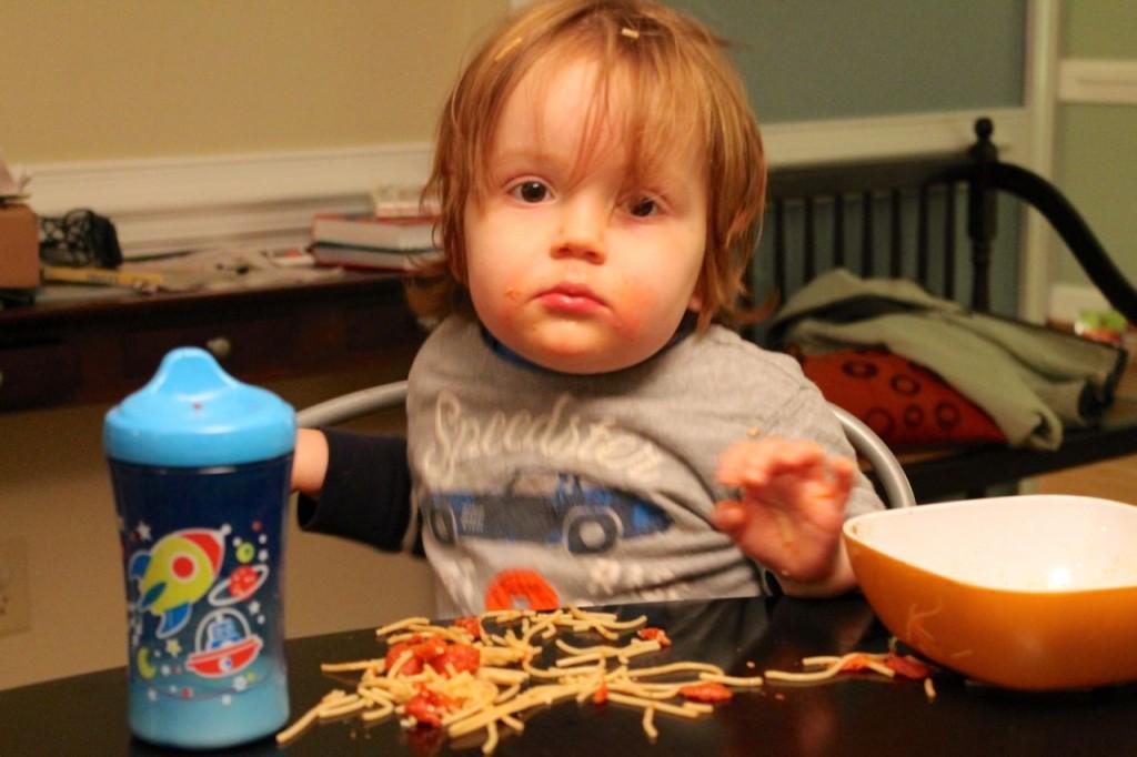 rory spaghetti