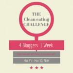 Clean Eating Challenge Kick-off: Let the Cravings Begin!