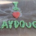 i love playdough