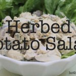Souper Tuesday: Herbed Potato Salad