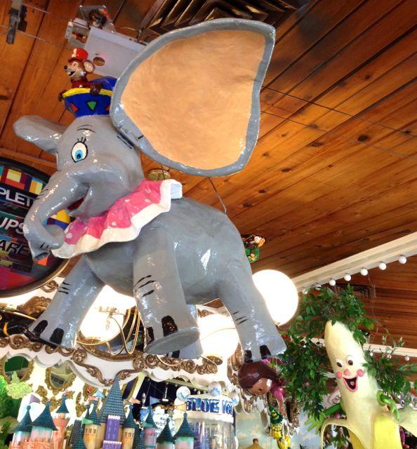 ellas elephant