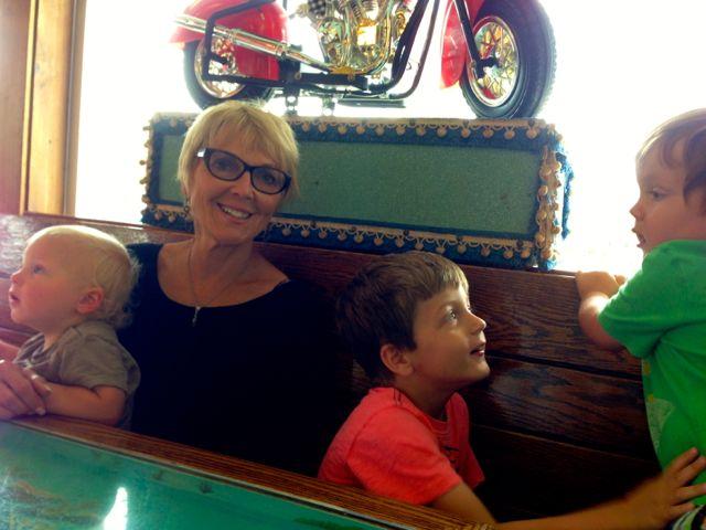 monga with boys