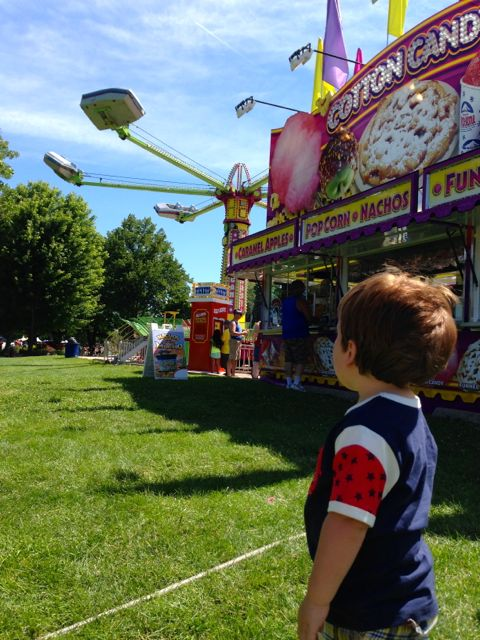rory carnival
