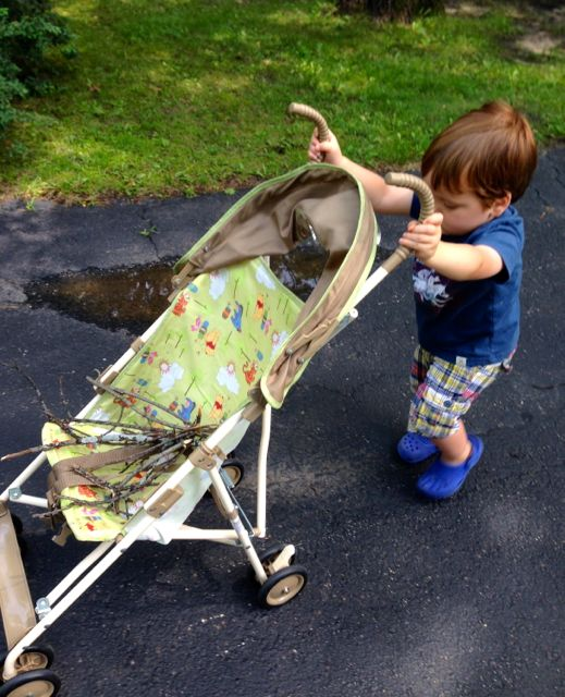rory stroller