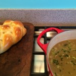 Souper Tuesday Guest Post: Eva's Chicken Soup & Holla Fo' Challah